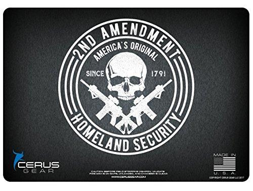 Cerus Gear 2Nd Amendment Promat  Black Distress