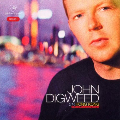 Global Underground 14: John Digweed in Hong Kong by Global Underground