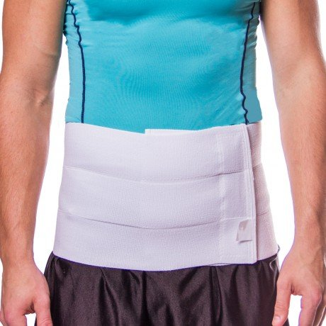 "Hernia Binder Wrap for Abdominal Hernia Repair-2XL-12"""