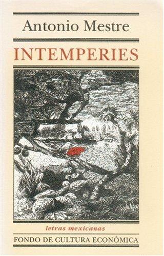 intemperies-letras-mexicanas-spanish-edition