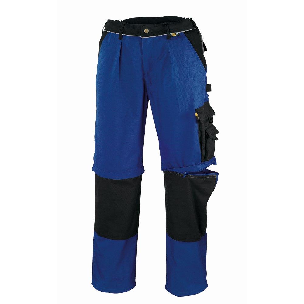 Arbeitshose 2 in 1 als Shorts tragbar - Taschen für Kniepolster B00ZUQ4KM8 Arbeitshosen Schön