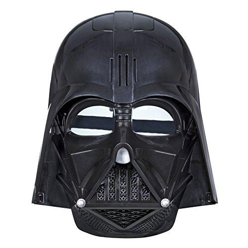 Acessório Máscara Eletrônica Star Wars Darth Vader - Hasbro