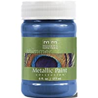 Modern Masters ME655-06 Metallic Sapphire, 6-Ounce by Modern Masters