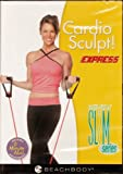 Debbie Siebe Beachbody Slim Series Cardio Sculpt! Express DVD Format