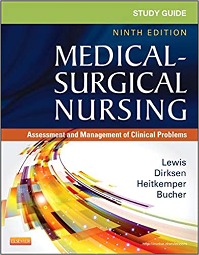 Study Guide For Medical Surgical Nursing Assessment And