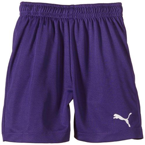 PUMA Kinder Hose Velize Shorts without innerslip, Team Violet, 128, 701945 10
