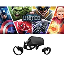 Oculus Marvel Powers United VR Edición especial Rift Touch - PC (Edición limitada) - Windows MARVEL Powers United VR Rift + Touch Bundle Edition