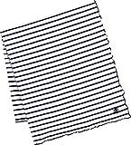 Coolibar UPF 50+ Sun Blanket - Sun Protective (One Size- Navy/White Stripe)
