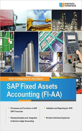 Amazon com: SAP Fixed Assets Accounting (FI-AA) (9781497314382