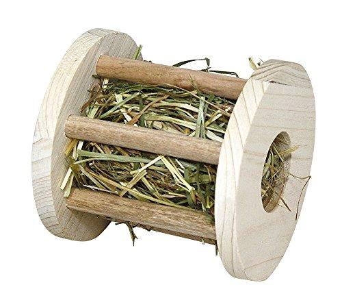 Elmato 12854 Futterrolle aus Holz