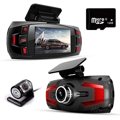 1080P HD Free WiFi Car DVR G-Sensor Camera Video Dash Cam Recorder - 1