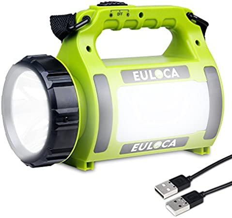 Eletorot Lanterne de camping led Torche ultra lumineuse lumi/ère durgence Lanterne ampoule COB150 Lumens lampe portable pour camping randonn/ée p/êche chasse les activit/és de alpinisme Lot de 4