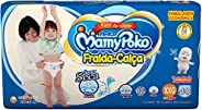 Fralda-Calça MamyPoko Tamanho XXG, Pacote com 40 unidades