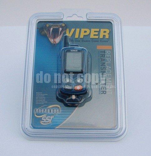 UPC 093207025495, Directed Electronics 7701V Remote for Viper Responder SST Car Alarm