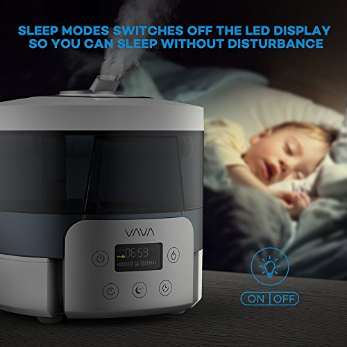 Top-Fill-Ultrasonic-Humidifier-VAVA-Cool-Mist-Humidifier-Wide-Open-Water-Tank-Easy-Clean-Safe-Dry-Base-360-Degree-Rotational-Nozzle-Smart-LED-Screen-Auto-On-Off-Sleep-Mode--25-L-US-110V