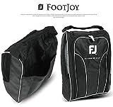 Genuine-FOOTJOY-Golf-Shoes-Bag-Zipped-Sports-Bag-Shoe-Case-Black-Color