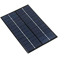NUZAMAS 4.2W 12V 350ma Mini Solar Panel Module Solar System Cell Outdoor Camping Battery Charger DIY Parts 200mm X 130mm