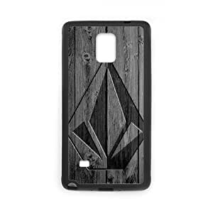 Volcom for Samsung Galaxy Note 4 Cell Phone Case & Custom Phone Case Cover R57A650324