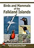 Front cover for the book Falkland Island Birds by Robin Woods