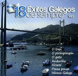 18 Exitos Galegos De Sempre