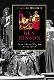 The Cambridge Companion to Ben Jonson, , 0521641136