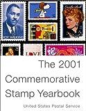 The 2001 Commemorative Stamp Yearbook, U. S. Postal Service Staff, 0060198974