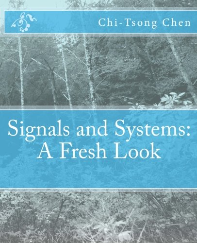 Signals and Systems: A Fresh Look