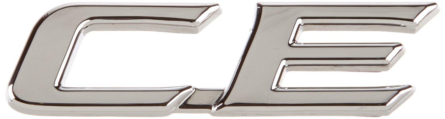 TOYOTA Genuine Accessories PT413-33071-BG CE Badge