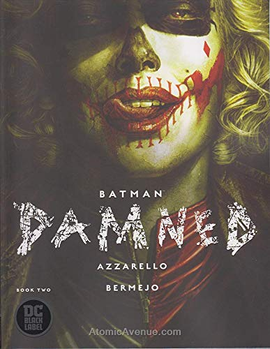 Batman: Damned #2 VF/NM ; DC comic book