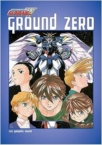 amazon gundam wing ground zero gundam viz graphic novels