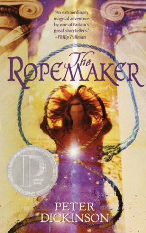 book cover of The Ropemaker
