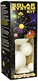 Smoothfoam Unpainted Solar System Kit W/Paint and Brushes