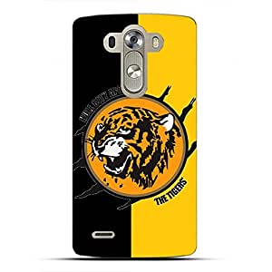Unique Design FC Hull City Association Football Club Phone Case Cover For LG G4 3D Plastic Phone Case