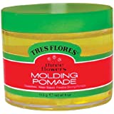 Three Flowers Molding Pomade, 6-Ounce (Pack of 3)