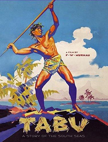 Tabu: A Story of the South Seas (1931) ( Tabu ) [ NON-USA FORMAT, Blu-Ray, Reg.B Import - Spain ] (Tabu A Story Of The South Seas)