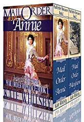 Mail Order Bride Romance Box Set (Books 1 & 2 - Benjamin and Annie's story)A Clean Historical Mail Order Bride Story