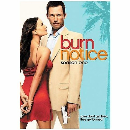 BURN NOTICE:SEASON 1(VIVA-RPKG -  DVD, Rated PG-13