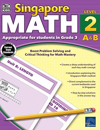 (Singapore Math, Grade 3)