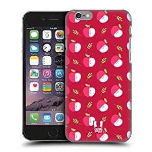 Head Case Designs Apples Fruit Patterns Protective Snap-on Hard Back Case Cover for Apple iPhone 6 4.7