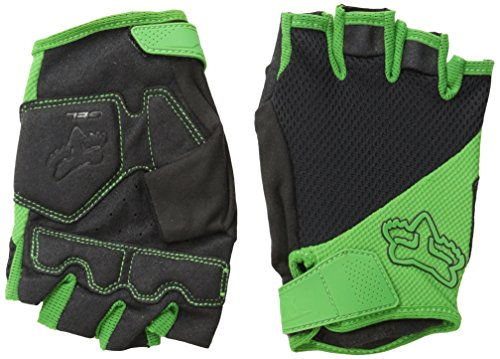 - Fox Men's Reflex Gel Shorts Gloves, Green, X-Large