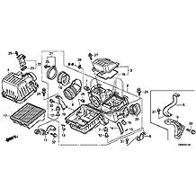 Honda Air Cleaner Clip - 17219-P65-000