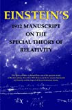 1912 Manuscript on the Special Theory of Relativity, Albert Einstein, 0807615323