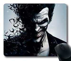 Batman arkham origins the joker Mousepad, Customized Rectangle Mousepad Diy By Bestsellcase