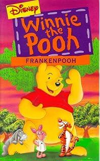 winnie the pooh frankenpooh vhs - Winnie The Pooh Heffalump Halloween