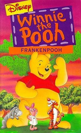 winnie the pooh frankenpooh and spookable pooh dvd menu