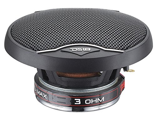 DS18 EXL-SQ4 4-Inch 3-Ohm High Sound Quality Speaker 260 Watts - Set of 2 by DS18 (Image #5)