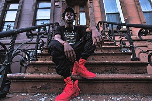 TST INNOPRINT CO Joey Bada$$ Badass Rap Music Hip-Hop Poster 20x30