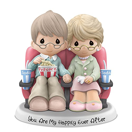The Hamilton Collection Precious Moments You are My Happily Ever After Figurine: Bradford Exchange (Hamilton Collection)