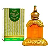 Amber Ood - Alcohol Free Arabic Perfume Oil Fragrance for Men and Women (Unisex)