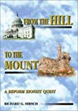 From the Hill to the Mount, Richard G. Hirsch, 9652292435